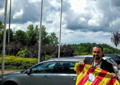 JCI Lleida present a la European Academy 2016