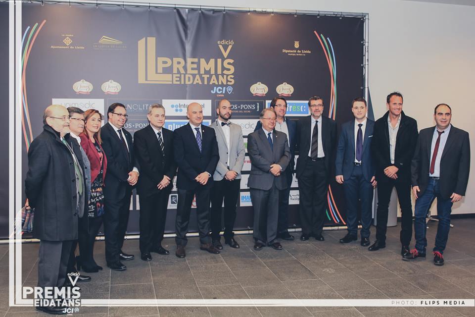 VI Edicio Premis Lleidatans