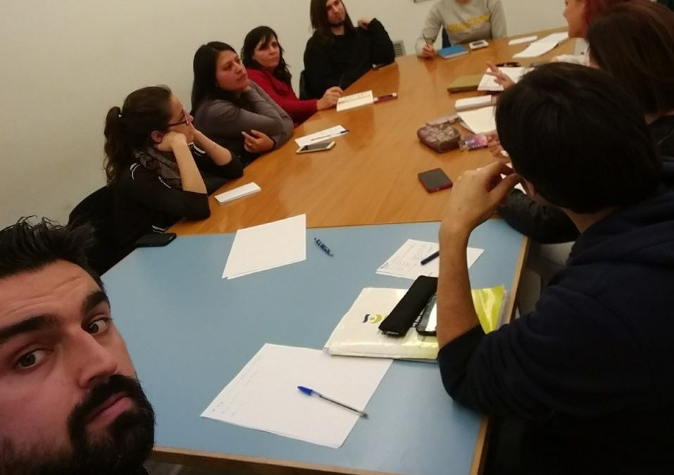 JCI Lleida participa a la reunió de Joventut de la Paeria