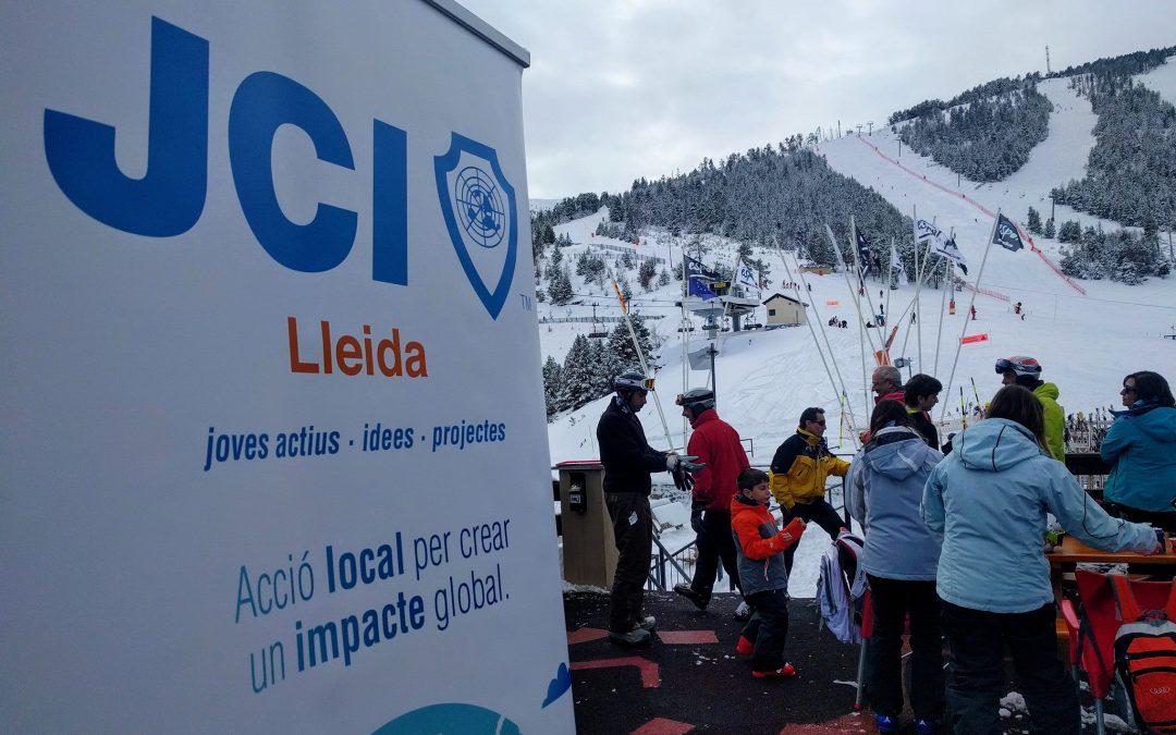Esquiada JCI Lleida