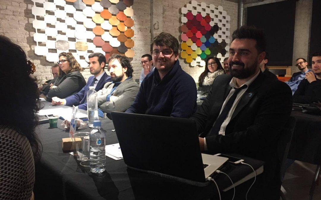JCI a l'assemblea de traspàs de JCI Catalunya